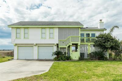 Galveston Single Family Home For Sale: 4023 Spanish Main Boulevard