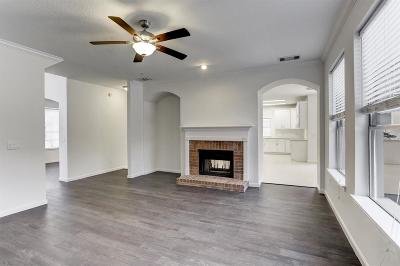 Katy Single Family Home For Sale: 6622 Everhill Circle
