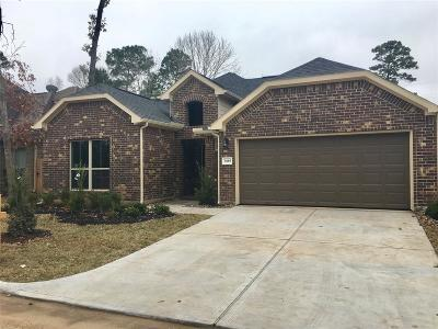 Montgomery Single Family Home For Sale: 3809 Robin Drive