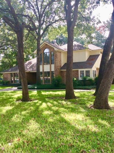Burleson County Single Family Home Pending: 813 Copperas Drive