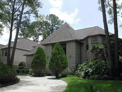 Spring, The Wodlands, Tomball, Cypress Rental For Rent: 8409 Crescent Wood Lane