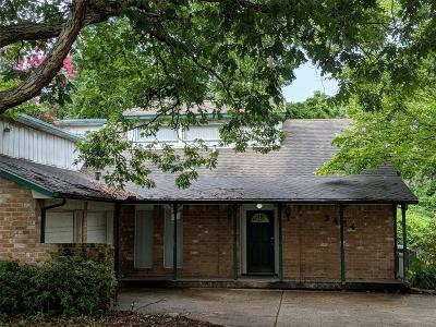 Spring Single Family Home For Sale: 3454 Dawnwood Drive