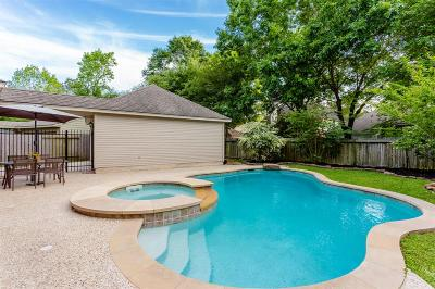 Kingwood Single Family Home For Sale: 4919 Natural Bridge Drive