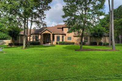 Magnolia Single Family Home For Sale: 32659 Pebble Bend Way