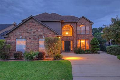 Willis Single Family Home For Sale: 12556 Lake Vista Drive