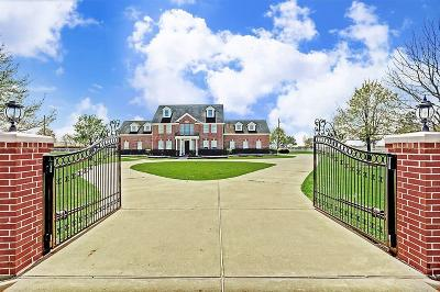 Tomball Single Family Home For Sale: 19931 Stone Creek Court