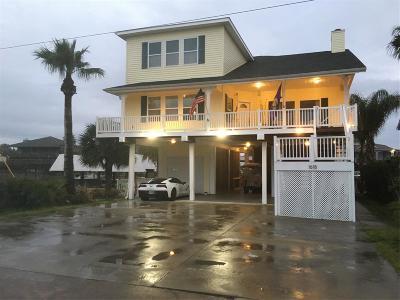 Tiki Island Single Family Home For Sale: 1618 Copra Street