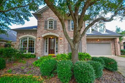 Houston Single Family Home For Sale: 1510 Harness Oaks Court