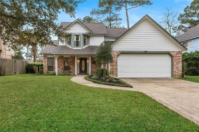Houston Single Family Home For Sale: 15007 Hiddenwood Drive