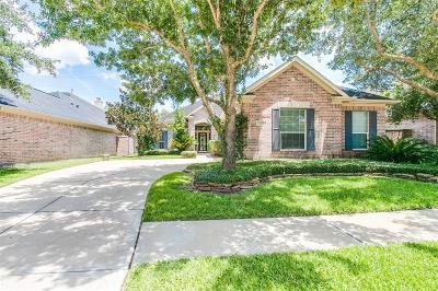 Missouri City Single Family Home For Sale: 3302 McMahon Way