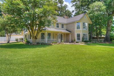 Willis Single Family Home For Sale: 12047 Sagittarius Drive E