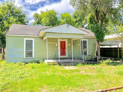 Houston Single Family Home For Sale: 6130 Goforth Street