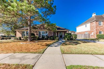League City Single Family Home For Sale: 108 Grand Falls Court