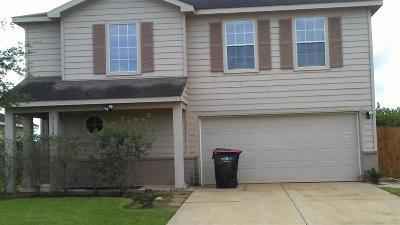 Richmond Single Family Home For Sale: 7134 Orange Tree Lane