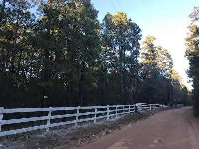 Grimes County Farm & Ranch For Sale: County Road 303