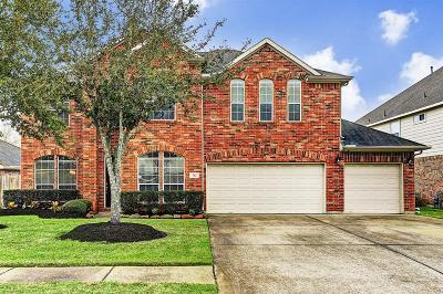 League City Single Family Home For Sale: 512 White Oak Pointe