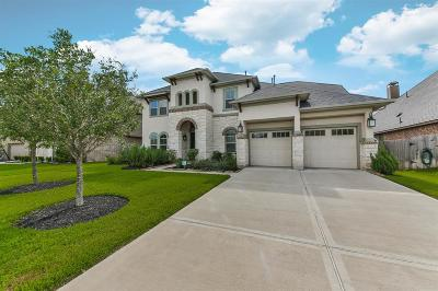 Katy Single Family Home For Sale: 2303 Brooke Avery Drive