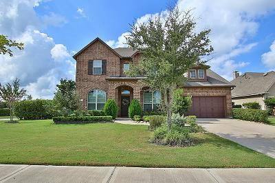 Fulshear Single Family Home For Sale: 5131 Sugarberry Crescent