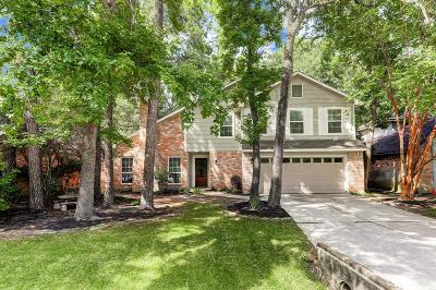 The Woodlands TX Single Family Home For Sale: $298,000