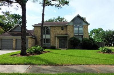 Friendswood Single Family Home For Sale: 802 Sandringham Drive