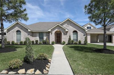 Manvel Single Family Home For Sale: 6727 Powell Lane
