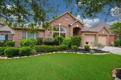 Katy Single Family Home For Sale: 26218 Salt Creek Lane