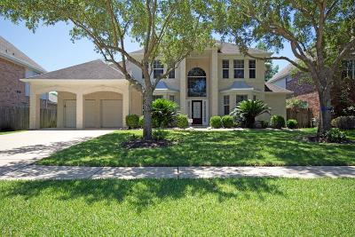 Pearland Single Family Home For Sale: 2614 Landera Court