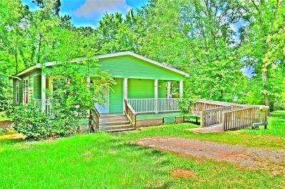 Montgomery Single Family Home For Sale: 19590 Village Forest Dr