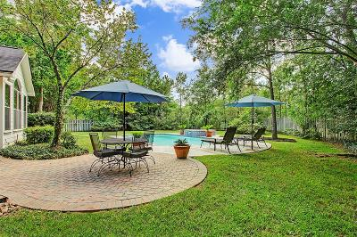 The Woodlands Single Family Home For Sale: 198 Pale Sage Court