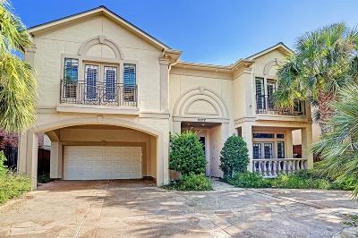 Houston Single Family Home For Sale: 5317 Lampasas Street