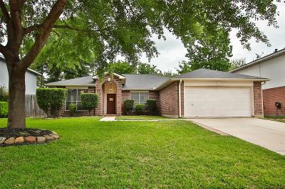 Tomball Single Family Home For Sale: 22622 Red Pine Drive