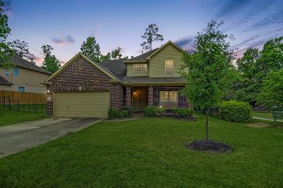 Montgomery County Single Family Home For Sale: 1747 Round Oak Lane