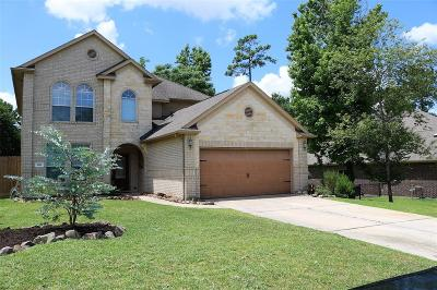 Conroe Single Family Home For Sale: 1745 Round Oak Lane