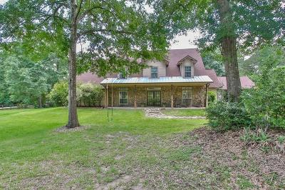 Conroe Single Family Home For Sale: 16460 Stonecrest Drive