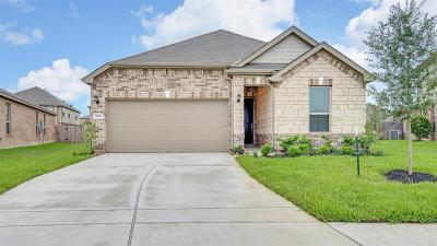 Single Family Home For Sale: 18614 Balsam Creek Lane