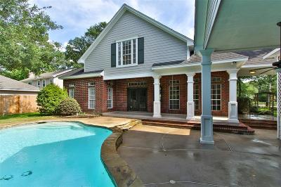 Houston Single Family Home For Sale: 10538 Normont Drive