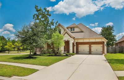 Conroe Single Family Home For Sale: 330 Arbor Trail Lane