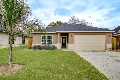 Pasadena Single Family Home For Sale: 621 Wafer Street