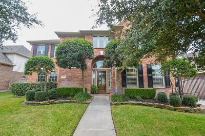Tomball Single Family Home For Sale: 11423 Kingsbarn Court
