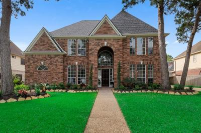 Harris County Single Family Home For Sale: 3219 Amber Forest Drive