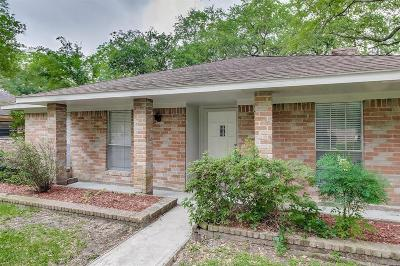 Katy Single Family Home For Sale: 451 Gentilly Drive