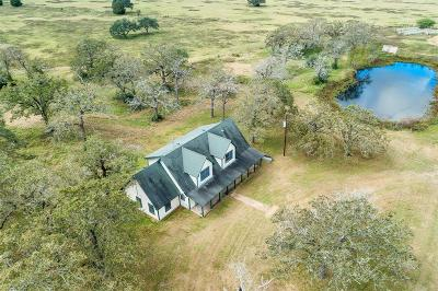 Lee County Country Home/Acreage For Sale: 5192b E Highway 290