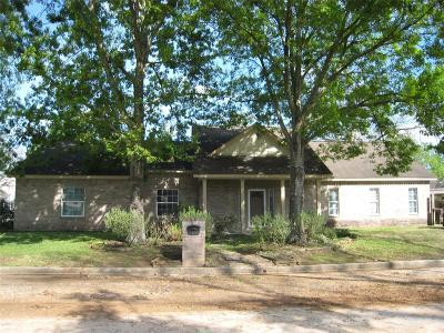 Huffman Single Family Home For Sale: 610 Ave F