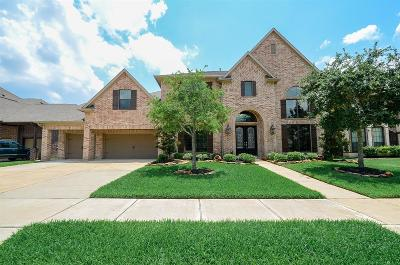 Katy Single Family Home For Sale: 4311 Lone Creek Hill Court