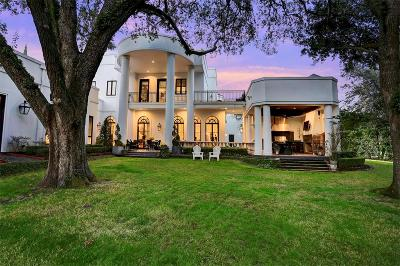 Houston Single Family Home For Sale: 24 Crestwood Drive