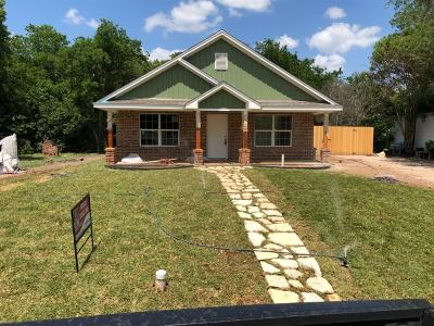 Waco Single Family Home For Sale: 3100 Mildred Street