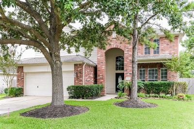 Summerwood Single Family Home For Sale: 13527 Caney Springs Lane