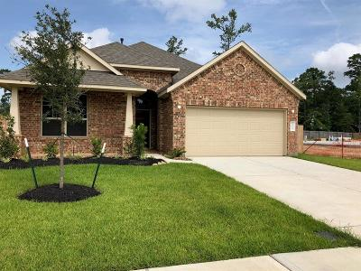Conroe Single Family Home For Sale: 14135 Routt Forest Trail