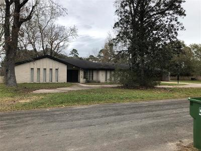 Liberty Single Family Home For Sale: 5011 Briargrove Street