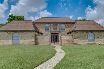 Spring Single Family Home For Sale: 6702 6702 Wimbledon Estates Drive, Spring, Tx 77379 Drive